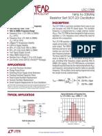LTC1799 - 1kHz to 33MHz Resistor Set SOT-23 Oscillator.pdf