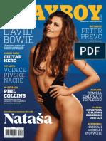 Playboy Croatia - February 2016