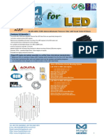eLED-ADU-7050 Adura Modular Passive Star LED Heat Sink Φ70mm.pdf