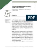 Antipsicóticos Para La Esquizofrenia. Paradigma de Los Medicamentos Psiquiátricos