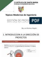 Sesion 1 Direcc de Proyectos