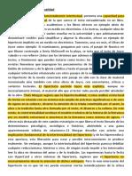El Hipertexto y La Intertextualidad