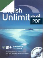 English Unlimited B1Plus Coursebook Www.frenglish.ru