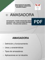 AMASADORA