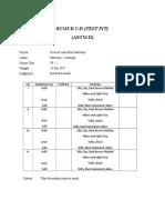Test Pit Maribaya - TP.2