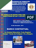 MODELO DIAPOSITIVAS PARA EXPOSICIÓN FINAL PROFOCOM