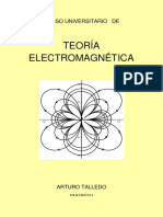 Arturo Talledo - Electromagnétismo
