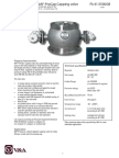 NAF ProCap Capping Valves for Pulp Digesters