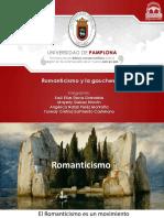Romanticismo. Saul, Mayerly, Yury, Angélica