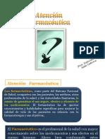 Atencion Farmaceutica en LA FH