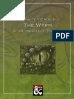 The Wyrm Otherworldly Patron