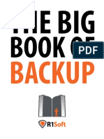 The Big Book of Backup