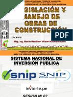 02 Sistema de Inversion en El Peru 2017 Unfv