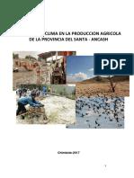 Monografia Efectos Del Clima en La Agricultura 2017 Restructurado