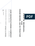 493144 284 Parts Manual 1994