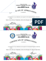 Certificate of Appreciation Class Officers - Copy