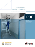 4. NIAMM Maintenance Planning Guidelines