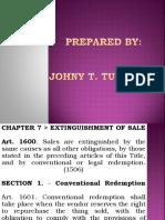 Ppt Johny Sales