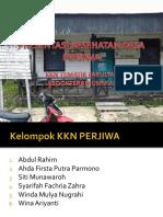 Presentasi Kesehatan Desa Perjiwa