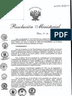 Rm 229-2016 Lineamientos de Politicas de Promocion Esn Ent 2016