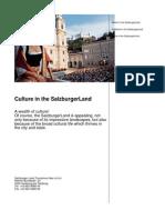Culture in the SalzburgerLand en