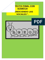 Proyecto Final Con Scratch