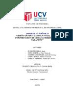 Informe Academico Ingenieria Civil(Competencia)