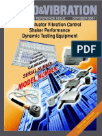 Understanding the Physics of Electrodynamic Shaker Performance by G.F. Lang and D. Snyder