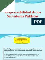 Responsabilidad de los servidores publicos.ppt