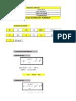 Calculo Del Indice de Pomeroy