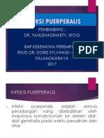 Infeksi Puerperalis
