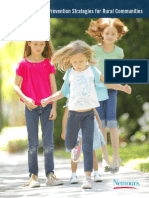 Childhood Obesity Prevention Strategies for Rural