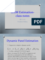 materi GMM panel data