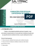 Capacidade de Carga de Fundações Diretas