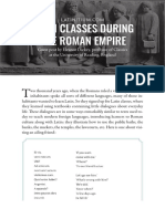 Eleanor Dickey Latin Classes During the Roman Empire Latinitium.com
