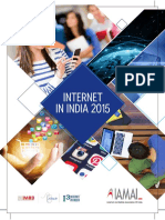 Internet in India Report 2015