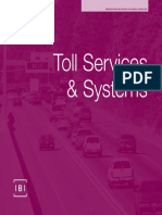 Ibi Group Toll Services and Systems