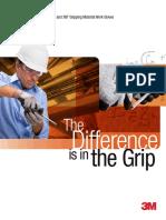 3M Work Gloves Brochure