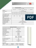 ANT AMB4520R0 1433 Datasheet