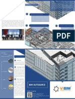 ViBIM brochure_BIM engineering outsourcing service