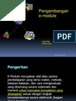 Presentasi e Module
