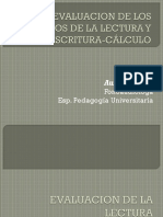 Evaluaciondelalectura Slideshare 101018183823 Phpapp02[1]