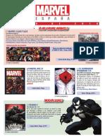364715673 Catalogo ENERO 2018 Marvel