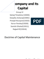 capital maintenance full ppt.pptx