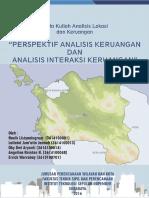 Perspektif Analisis Keruangan Dan Analis