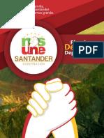Plan de Desarollo Regional Santander