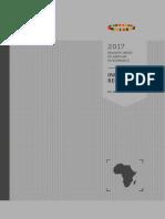 Rapport 2017 Mo Ibrahim Foundation sur la gouvernance en Afrique