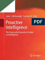 Pro Active Intelligence