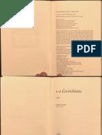 1-2 Corinthians by Craig Keener