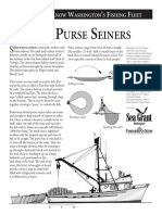 Salmon Purse Seiners
